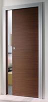 Bīdāmās durvis alarwood