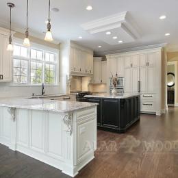 klasiskas virtuves mēbeles